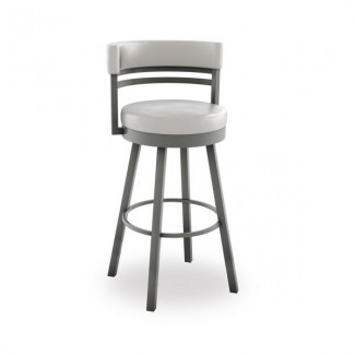 Ronny 41442-USUB Hospitality distressed metal bar stool