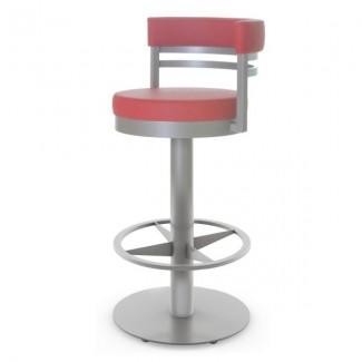 Ronny 47642-USUB Hospitality distressed metal bar stool