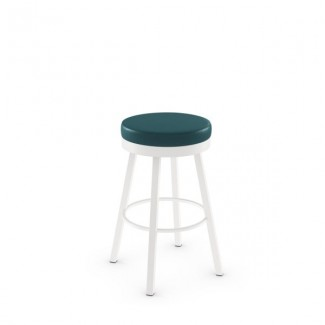 Rudy 42442-USNB Hospitality distressed metal bar stool