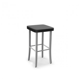 Ryan 40034-USNB Hospitality distressed metal bar stool