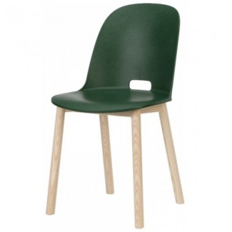 Schoolhouse Chic Restaurant Hospitality Seating Alfi High Back Chair