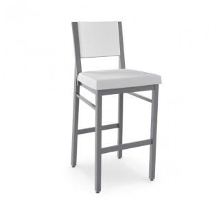 Sharpe 40109-USUB Hospitality distressed metal bar stool