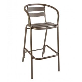 Shoreditch Aluminum Hospitality Bar Stool