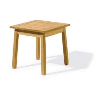 "Siena 19.5"" x 19.5"" Square Side Table"