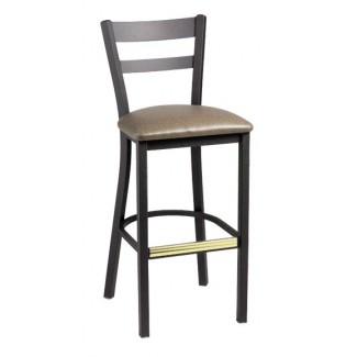 Slat Back Bar Stool 945