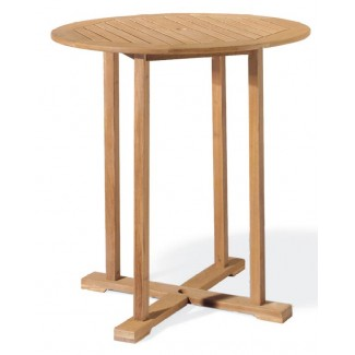 "Sonoma 36"" Round Bar Table"
