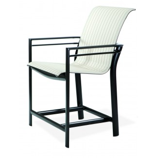 Southern Cay Sling Balcony Height Stool M66014B