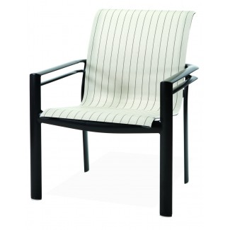 Southern Cay Sling High Back Dining Arm Chair M66001