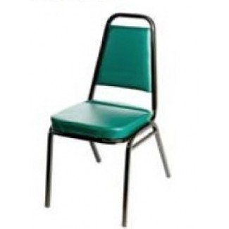 Stacking Dining Chair - Green SL2082-GREEN