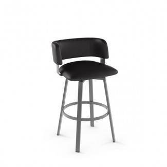 Stinson 41545-USUB Hospitality distressed metal bar stool