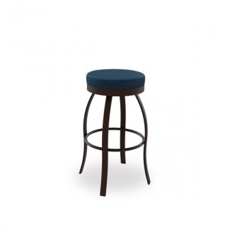 Swan 42496-USNB Hospitality distressed metal bar stool