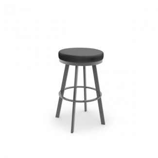 Swice 42444-USNB Hospitality distressed metal bar stool