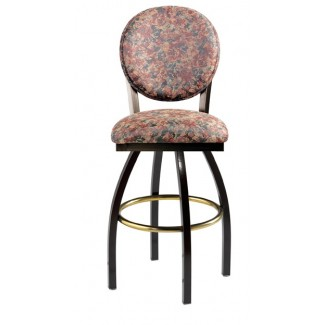 Swivel Bar Stool with Upholstered Seat and Back 901/932