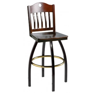 Schoolhouse Swivel Bar Stool 901/982