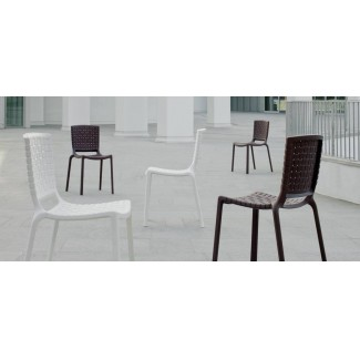 Pedrali Tatami Stacking Side Chair