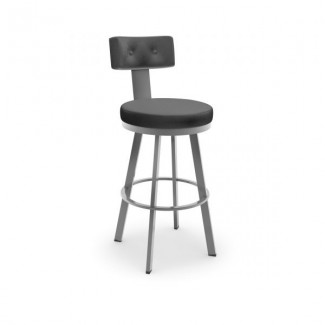 Tower 41475-USUB Hospitality distressed metal bar stool