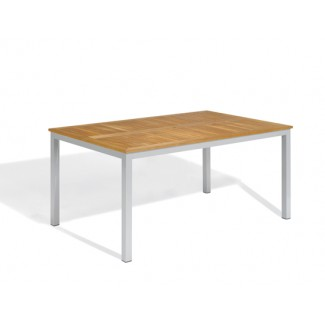 "Travira 63"" x 39"" Rectangular Dining Table"