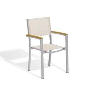 Travira Arm Chair - Natural Sling
