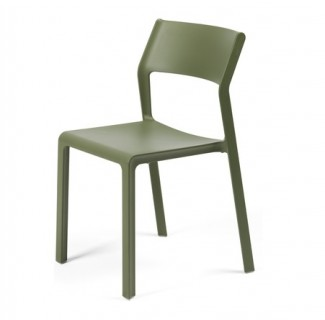 Trill Bistrot Stackable Resin Hospitality Side Chair