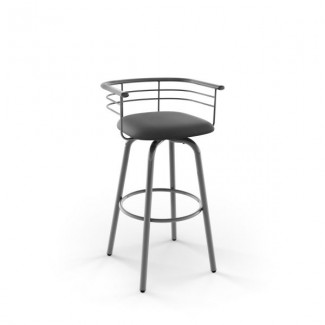 Turbo 41493-USMB Hospitality distressed metal bar stool