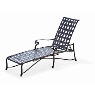 Vallero Crossweave Chaise Lounge M310009