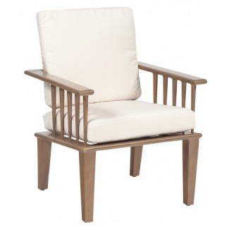 Van Dyke Dining Arm Chair