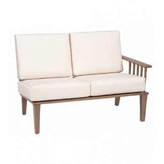 Van Dyke Left Arm Facing Sectional Loveseat