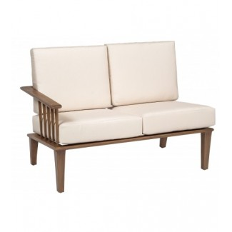 Van Dyke Right Arm Facing Sectional Loveseat