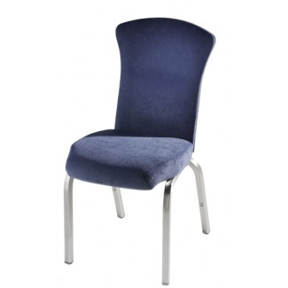 Vario Upholstered Aluminum Side Chair 22/1