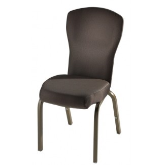 Vario Upholstered Aluminum Side Chair 22/2