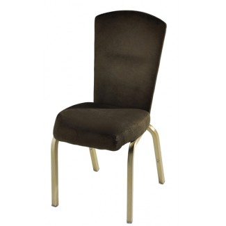 Vario Upholstered Aluminum Side Chair 22/7