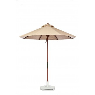 Montara 9' Octagon Umbrella - Pulley Lift