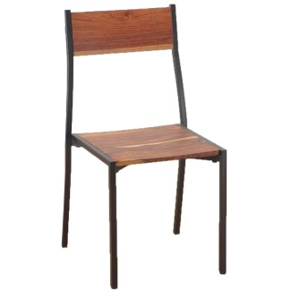 Industrial Style Restaurant Chairs Venice Dining Chair