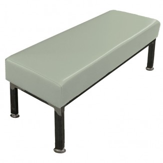 Venice Backless Restaurant Bar Hospitality Commercial Upholstered Custom Booth Bench Indoor