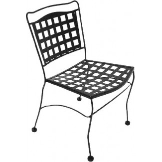 Vera Cruz Stacking Bistro Side Chair