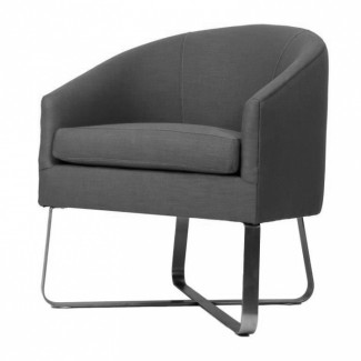 Victor Fully Upholstered Hospitality Commercial Restaurant Lounge Hotel Chair