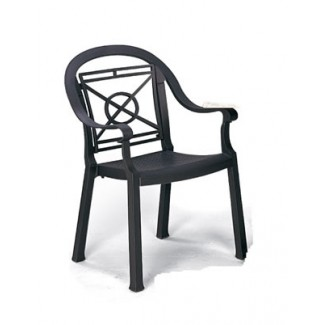 Grosfillex stacking restaurant chairs