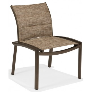 Vision Nesting Relaxed Padded Sling Side Chair