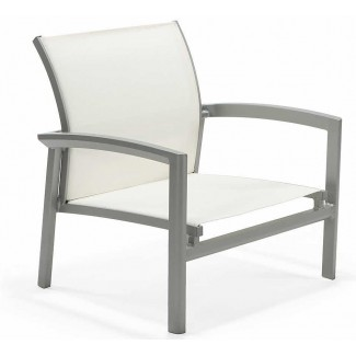 Vision Relaxed Sling Stacking Spa Chair M4407S