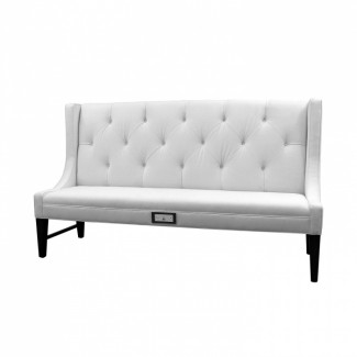 Vivian Fully Upholstered Hospitality Commercial Restaurant Lounge Hotel Communal Dining Seating