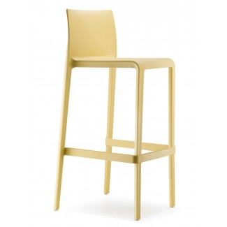 Pedrali Volt High Back Stacking Barstool