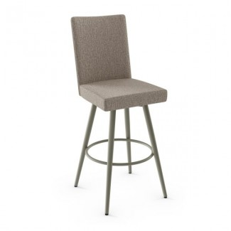 Webber 41330-USUB Hospitality distressed metal bar stool