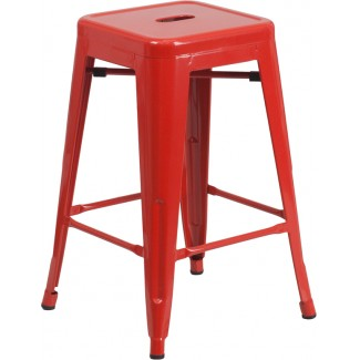 Westinghouse Stacking Backless Hospitality Counter Stool