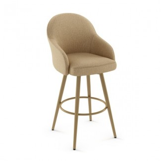 Weston  41534-USUB Hospitality distressed metal bar stool