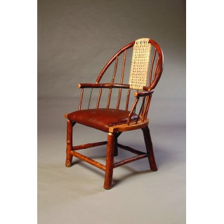Windsor Hickory Arm Chair CFC061