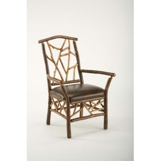 Woodsman Hickory Arm Chair CFC408