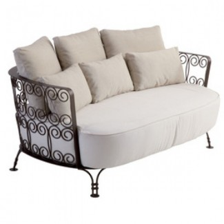Shalimar Lounge Love Seat