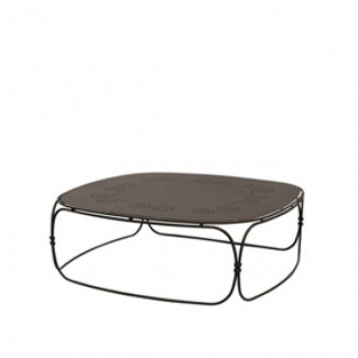 "38"" Square Shalimar Lounge Table"