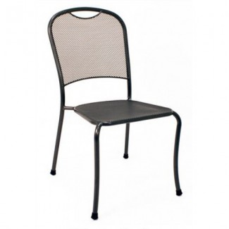 Wrought Iron Restaurant Chairs Monte Carlo Side Chair