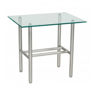 Wrought Iron Restaurant Hospitality Tables Uptown End Table